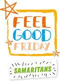 Home. Feel Good Friday Logo - WebHealer
